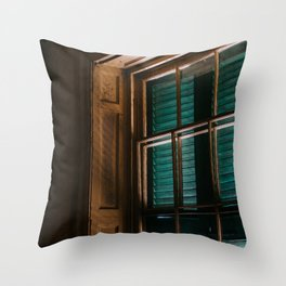Charleston Architecture XLI Throw Pillow
