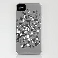 Floating Village iPhone (4, 4s) Slim Case