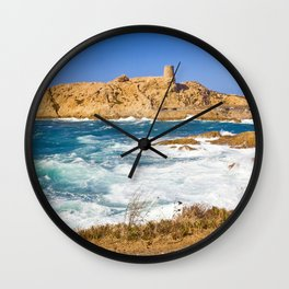 Corse 2.5 Wall Clock