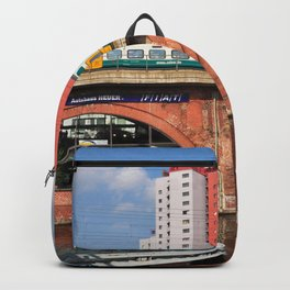 Old storehouse of Berlin Backpack