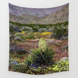 Painted Desert 7465 - Joshua Tree National Park Wall Tapestry