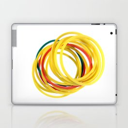 Several Stationery Rubbers Laptop & iPad Skin