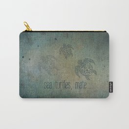 Sea Turtles, mate... Carry-All Pouch