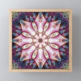 Mandalas from the Voice of Eternity 13 Framed Mini Art Print