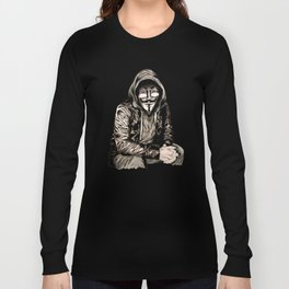 Anonymous Gangster Long Sleeve T-shirt
