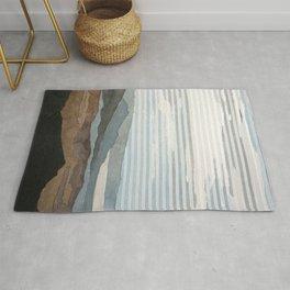 Salton Sea Landscape Rug