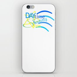 DayTime Shooting Star iPhone Skin