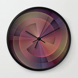 Wheel of Happiness Wall Clock