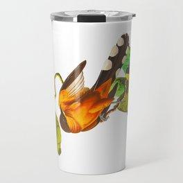 Mangrove Cuckoo Travel Mug