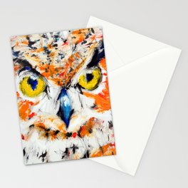 Hoo! Stationery Cards