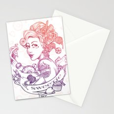 Sweetie Stationery Cards