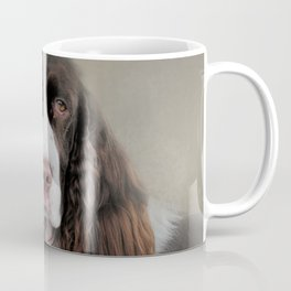 Waiting Patiently - English Springer Spaniel Coffee Mug