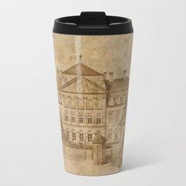 The castle Travel Mug