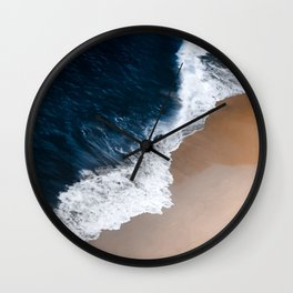 Even the biggest waves... Wall Clock