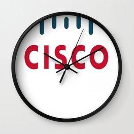 cisco Wall Clock