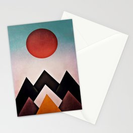 mountain 85 Stationery Cards
