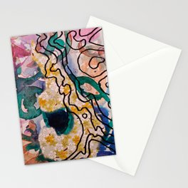 Wilder Borders: Drifting Contents Stationery Cards