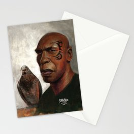 IRON PIGEON  Stationery Cards