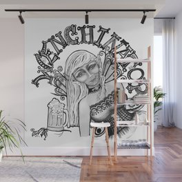 Wenchinator Wall Mural