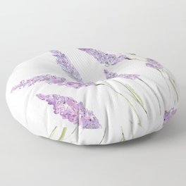 Lavander Floor Pillow