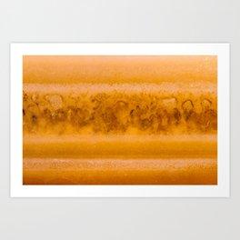 Sand Storm Art Print