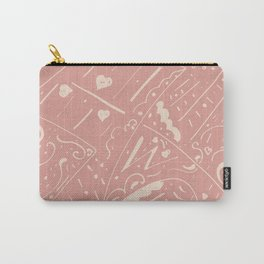 Skin texture Carry-All Pouch