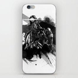 We Are Many - Legion Fanart iPhone Skin