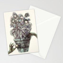 La Vie Des Fleurs Stationery Cards
