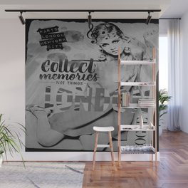 City Collection Wall Mural