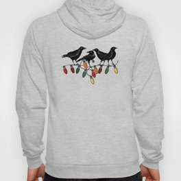 12 Days of Christmas 4 Calling Birds Hoody