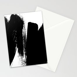 Monochrome Ink 02 Stationery Cards