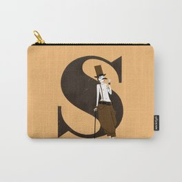 Simone & Bodoni Carry-All Pouch