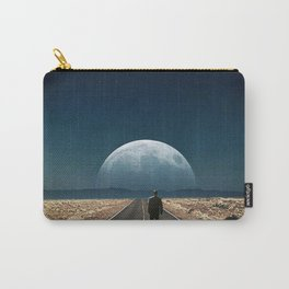 Walking away ... Carry-All Pouch