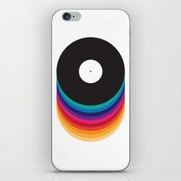 Happy Music iPhone Skin