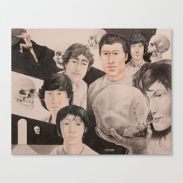 Absurd Impedimenta Canvas Print