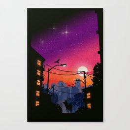 Atmosphere Canvas Print