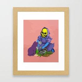 Friends from Snake Mountain Framed Art Print