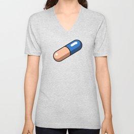 Akira Pill Unisex V-Neck