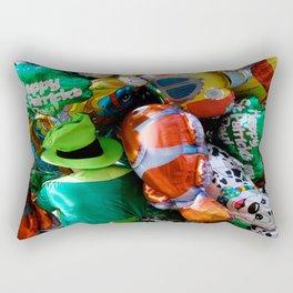 Where is the Irish man? Rectangular Pillow