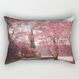 Lake shore Rectangular Pillow