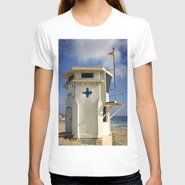 Lifeguard Tower T-shirt