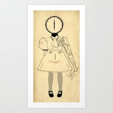 Time Well Spent Art Print