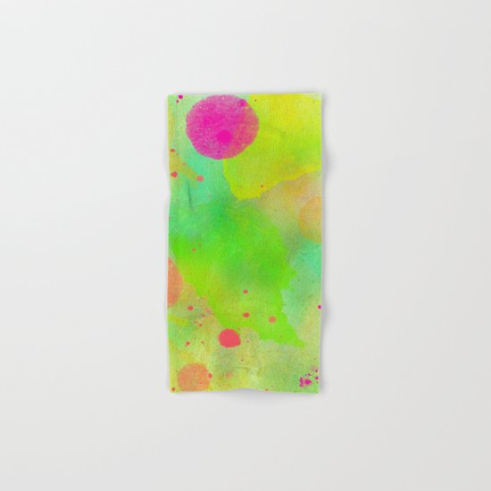 Summer 04 Hand & Bath Towel