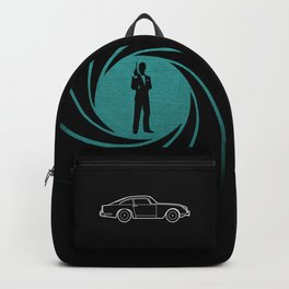 James DB5 Backpack