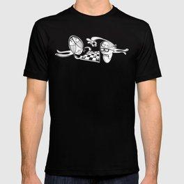 6 Fish Haircuts T-shirt