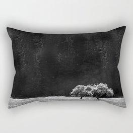 Two Trees Rectangular Pillow