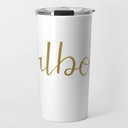 GIRLBOSS Travel Mug