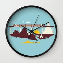 Magical Minimalism Wall Clock
