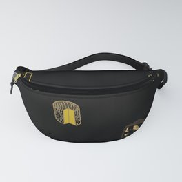 Cheeses Fanny Pack