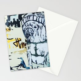 Hobbie in Barcelona Stationery Cards